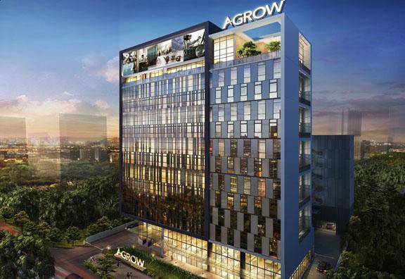 AGROW BUILDING 2